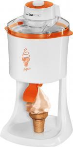 Мороженица Clatronic 3594 с системой подачи мороженого в вафельные стаканчики